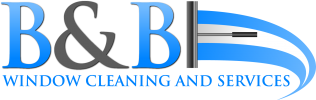 B & B Window Cleaning Logo